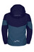 VAUDE Suricate II 3in1 Jacket Kids fjord blue